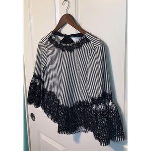 Zara Woman lace blouse